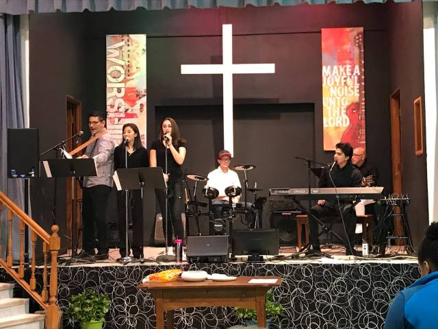 YOUTH GROUP BAND 1